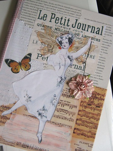Journal Cover by Andrea - Mil Pontinhos