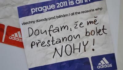 Jak za 100 dní zaběhnout Ostravský maraton za 3:30?
