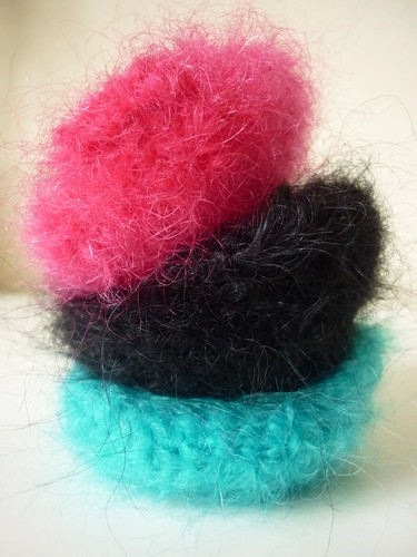Mohair wig caps