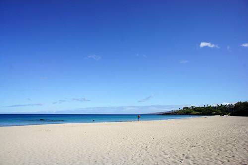 ハプナビーチ その1