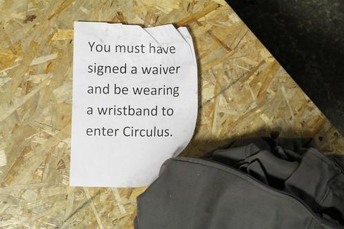 circulus waiver