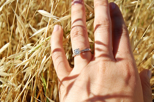 neroli blossoms wedding wednesday an engagement story