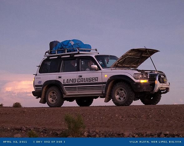 Nor Lipez, Bolivia