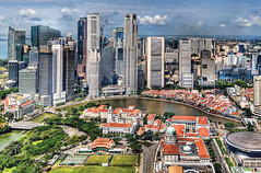 The Singapore River will take you around... (williamcho) Tags: city singapore cityhall aerial financialdistrict banks civicdistrict boatquay equinox supremecourt padang cricketclub cavenaghbridge fullertonhotel d300 victoriaconcerthall asiancivilisationsmuseum rivertaxi singaporeartshouse flickraward riverpromenade flickrestrellas nikonflickraward oltusfotos williamcho elizabethwalk flickrtravelaward swissotelthestamfordsingaporeriver andersenbrisge