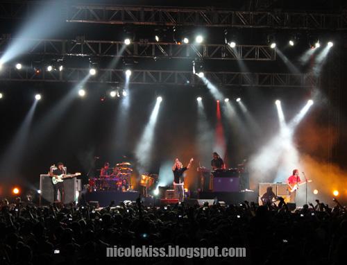 incubus malaysia concert 2011