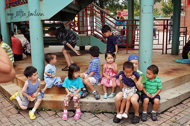 2011 gathering of Taiwan adoptive families