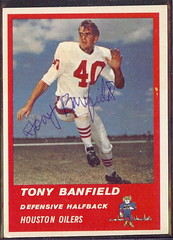1963 Fleer - 41 - Tony Banfield