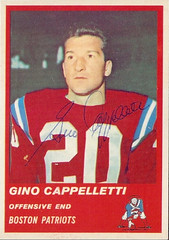 1963 Fleer - 05 - Gino Cappelletti
