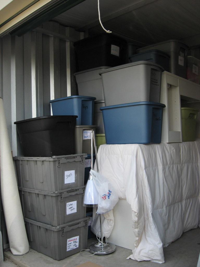 Storage Unit -  7.25.2011