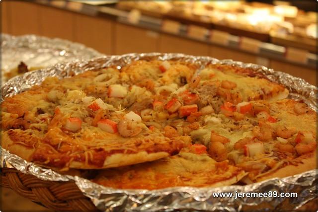 Levain Boulangerie & Patisserie @ Off Jalan Imbi, Kuala Lumpur - Pizza