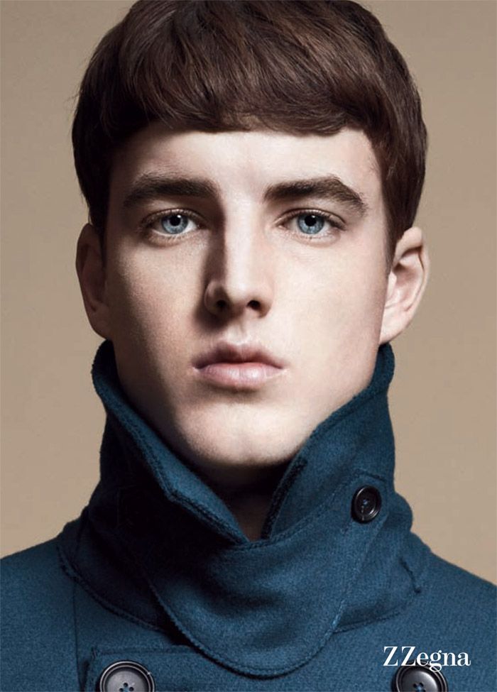 James Smith0065_Z Zegna Fall 2011 Campaign(Fashionisto)