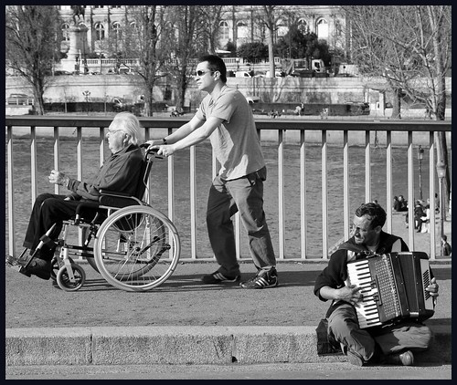 Parijs 2 by hans van egdom