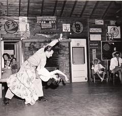Dancing - 1948 (MomOfJasAndTam) Tags: 1948 mom dance dancing dancer scan scanned wayback waybackwednesday momdancing alovelylady inanticipationofwaybackwednesday