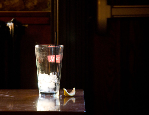 A Night at the Albion --- Empty Glass