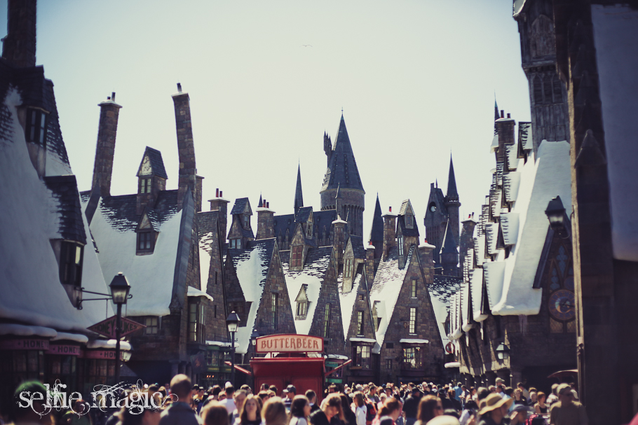 Harry Potter land