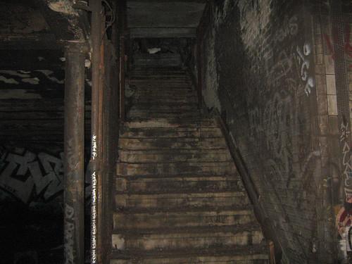 Abandoned 18th street subway by Susan Keyloun#3