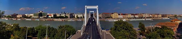 Erzsébet híd / Elisabeth Bridge
