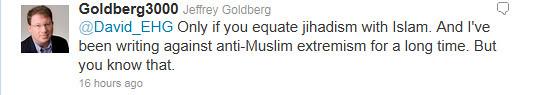 Jeffrey Goldberg (Goldberg3000) on Twitter 2