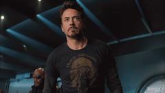 110729(2) - 電影《The Avengers 復仇者聯盟》公開最新預告片和大量場面劇照,將在2012年5月4日全球上映! 6 鋼鐵人 Iron Man(變身前)