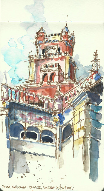 Pena Palace @ Sintra