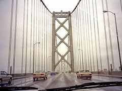 San Francisco-Oakland Bay Bridge (jmx53) Tags: oaklandbaybridge bridge sanfrancisco sanfranciscocalifornia california transportation suspensionbridge i80 interstate80 sanfranciscobay baybridge sanfranciscooaklandbaybridge