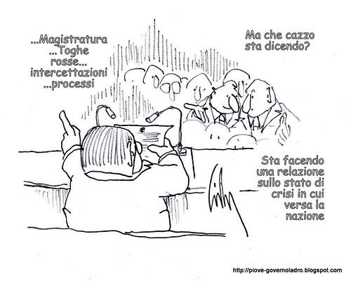 Riferire sulla crisi economica by Livio Bonino