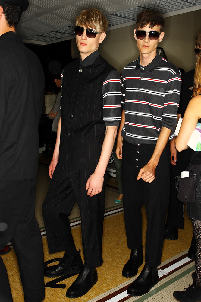 Douglas Neitzke3338_SS12 Paris Kris Van Assche(Photo of the Moment)