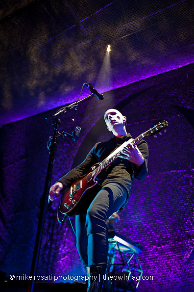 Billy Howerdel - A Perfect Circle @ the Greek