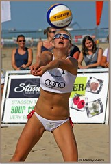 Beachvolley Oostende 2011 870 (Danny ZELCK) Tags: beach championship belgian audi volley mikasa beachvolleyoostende2011