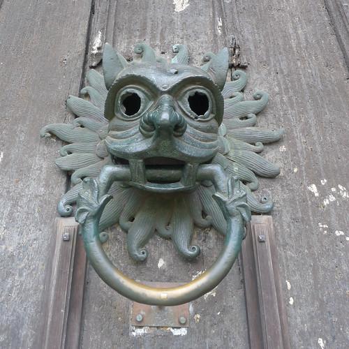 Nice knocker