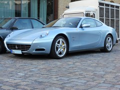Ferrari 612 Scaglietti (2004-2010) (Transaxle (alias Toprope)) Tags: berlin beauty nikon power ferrari soul toprope 612 granturismo pininfarina v12 scaglietti meilenwerk berlinetta moabit transaxle 6litre wiebestrasse designpininfarina batistapininfarina