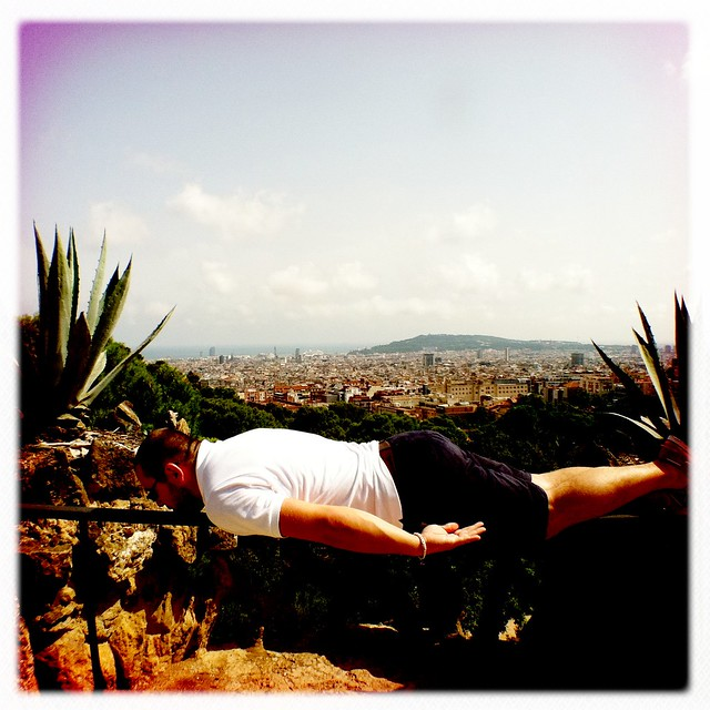Iola planking 8