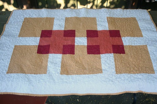 Transparency Quilt