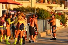 Manhattan Beach in Festival (Freelyport) Tags: beachvolleyball southerncalifornia manhattanbeach