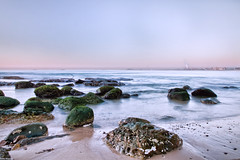 Wollongong South Beach Sunrise | 2011 |Explored| (Taha Elraaid) Tags: sunset beach canon south australia nsw 7d taha wollongong 2011 explored elraaid tahaphotography