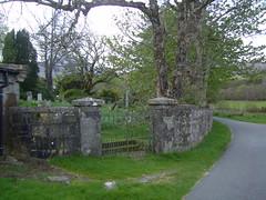 Kilmarie graveyard
