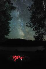 Lights Out (mj.foto) Tags: longexposure camping sky night oregon nikon unitedstates band astrophotography clearlake firepit milkyway d700 Astrometrydotnet:status=solved Astrometrydotnet:version=14400 markjosue Astrometrydotnet:id=alpha20110878709935 07302011235810