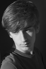 M7-9130.jpg (strandski) Tags: portrait blackandwhite monochrome youth nikon headshot teenager alexander tamron 2875mm tamron2875mmf28 d700