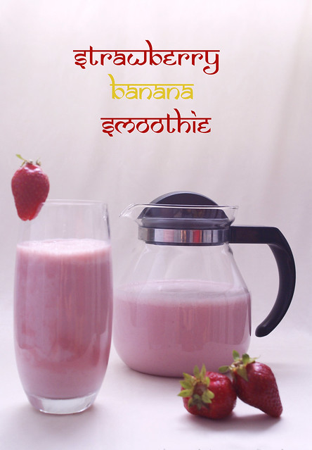 StrawberryBananaSmoothie1.1