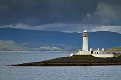 Eilean Musdile Lighthouse, Argyll and Bute (BrianReid) Tags: lighthouse ferry eos scotland mac argyll cal 7d l oban mull calmac isla eilean ef f4 caledonian bute macbrayne 24105mm musdile