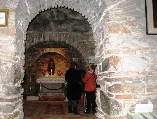 Capilla y altar