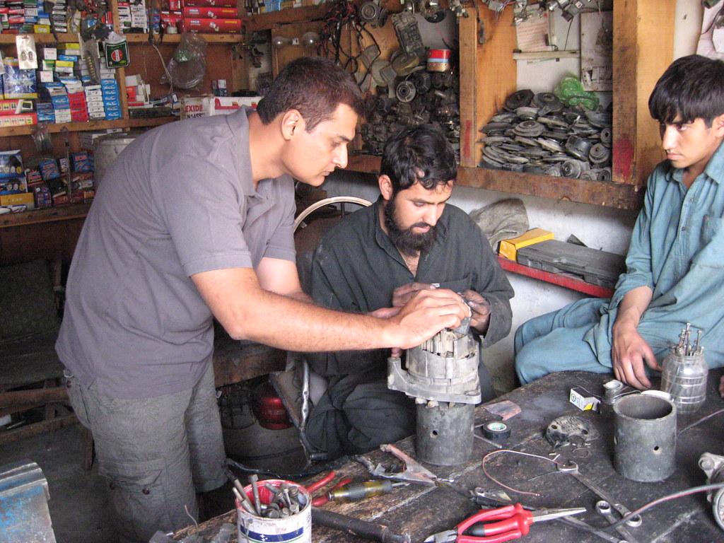 Team Unimog Punga 2011: Solitude at Altitude - 6016974295 770007d652 b