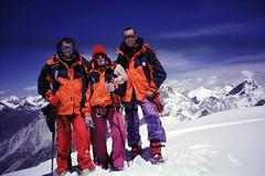 1999. agosto kedar dome, india (42) (samuele striatto) Tags: india dome himalaya scialpinismo kedar gangotri shivling garwal