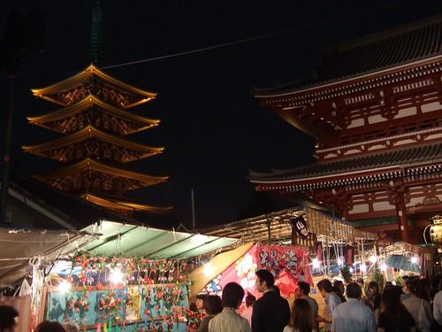 0432 - 10.07.2007 - Asakusa Templo Kannon