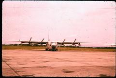 Lockheed C-130A Hercules (Ablume - back on naturewatch) Tags: africa un congo photounknowndanishunsoldier