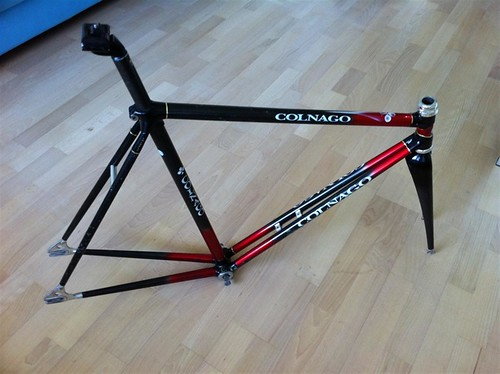 Colnago Carbitubo Pursuit Pista
