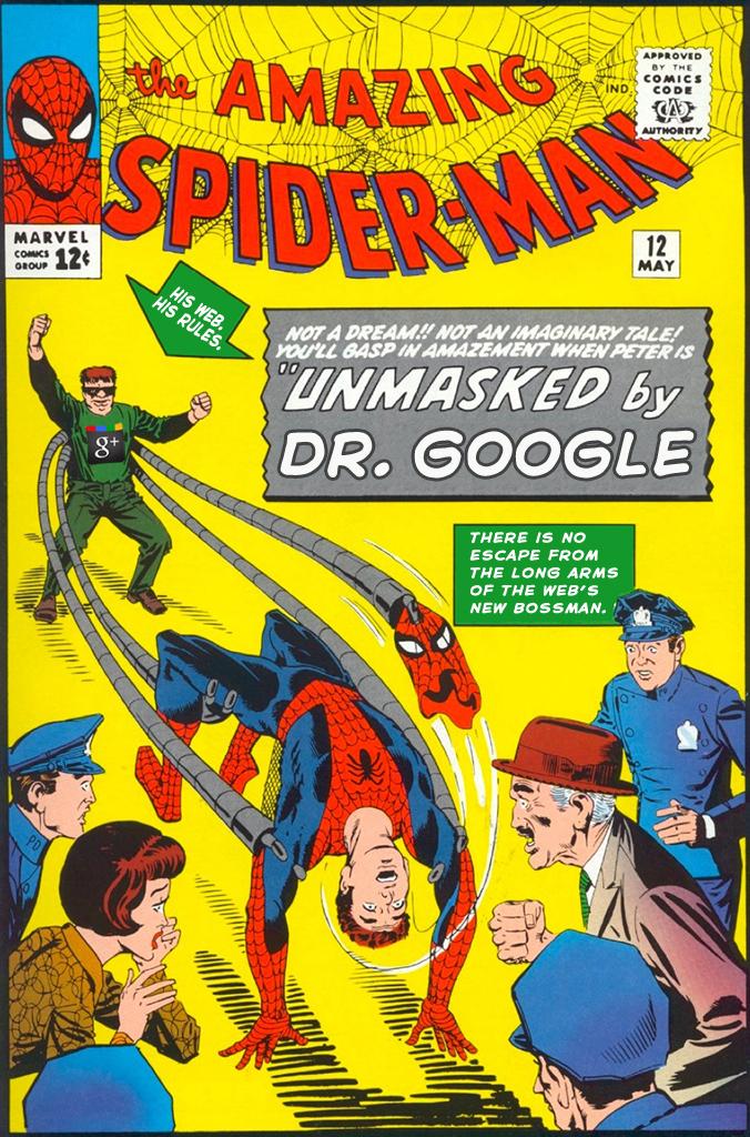 Dr. Google Spiderman Unmasked