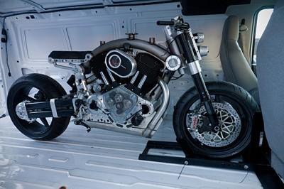 Confederate Motorcycles C3 x 132 Hellcat