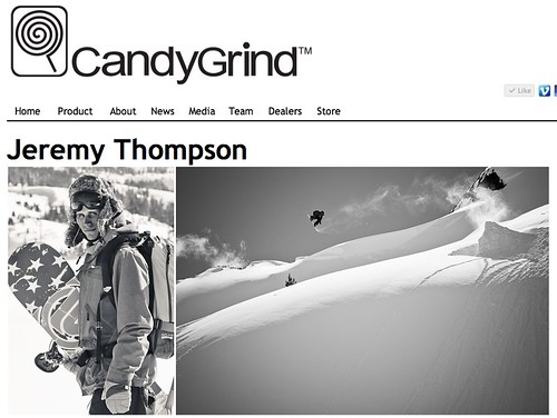 Jeremy Thompson - CandyGrind