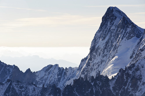 From Chamonix to Courmayer - Aiguille du Midi 10